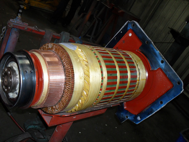 Dc Motor Amp Generator Services Ac Hargreaves Electric