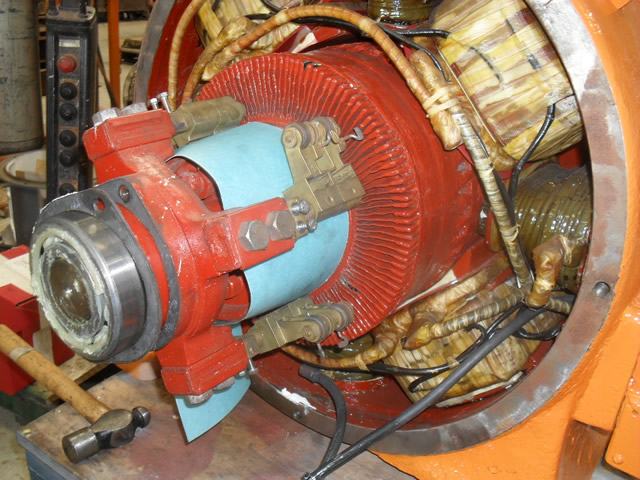 Dc Motor Generator Services Ac Hargreaves Electric