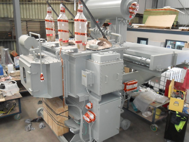 Transformer Services Ac Hargreaves Electric Motors
